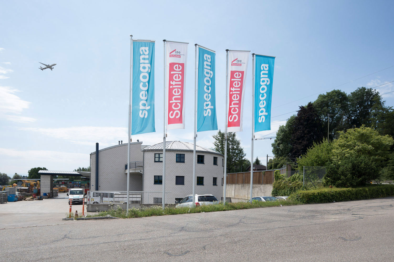 Werkhof Specogna Bau AG